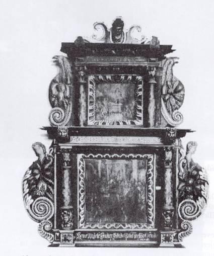 Kirken-Altertavle