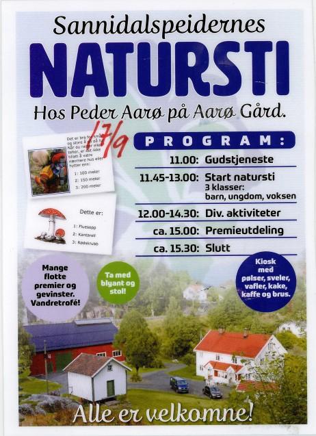 Plakat natursti til FB