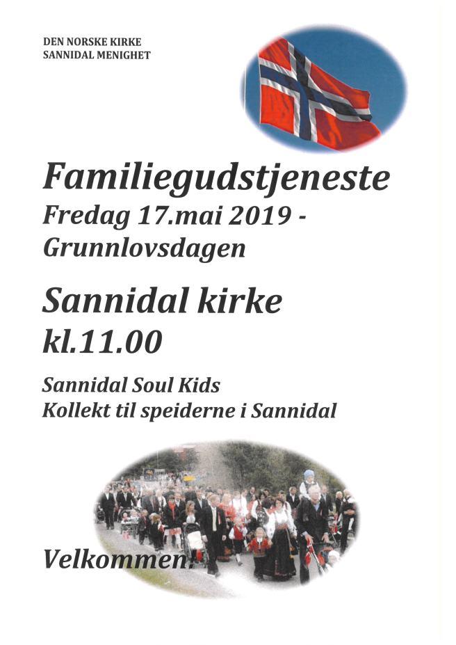 Plakat 17.mai